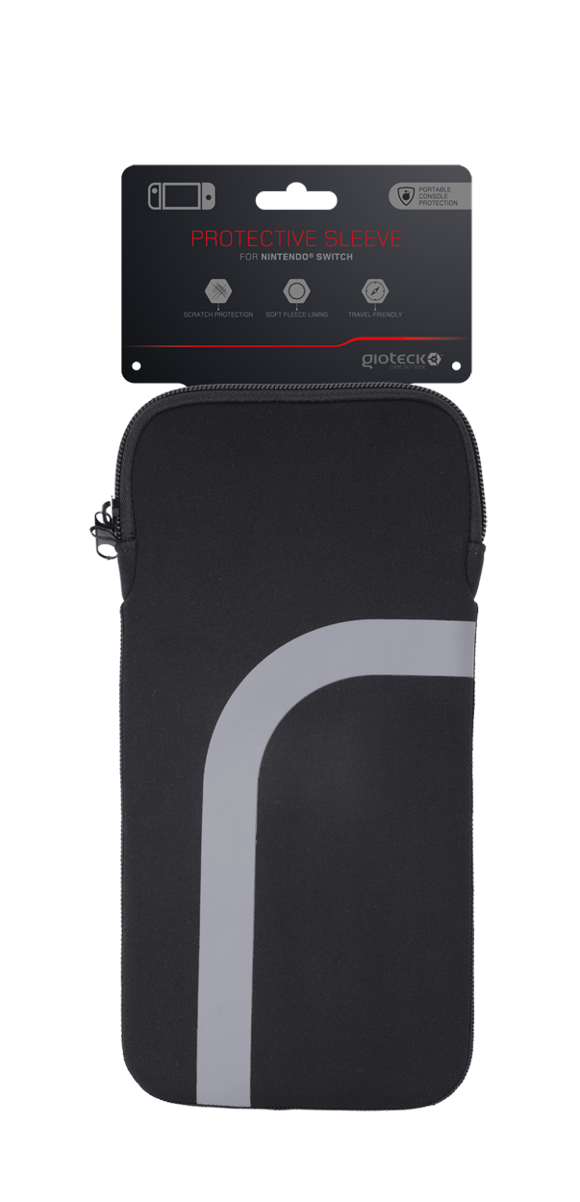 Gioteck - Nintendo Switch Protective Sleeve