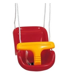 Baby Swing Deluxe - Red/Yellow (301205)