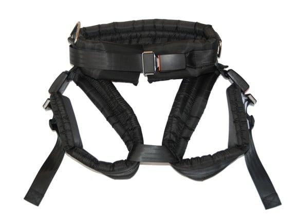 JumpXFun - Extra harness XL. fits 50 - 80 kg.