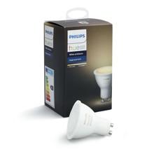Philips Hue - GU10  Single Pære  - White Ambiance - Bluetooth