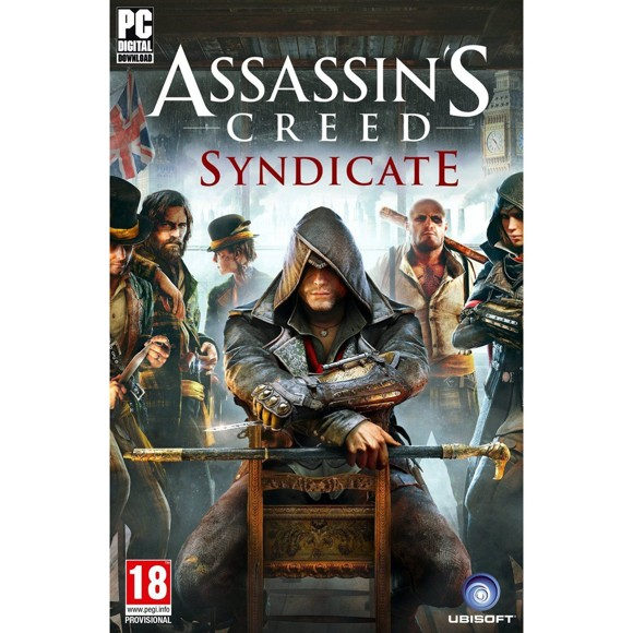 Assassin's Creed: Syndicate (Code via Email)