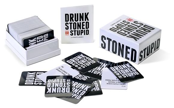 Drunk, Stoned or Stupid (English) (SBDK0010)