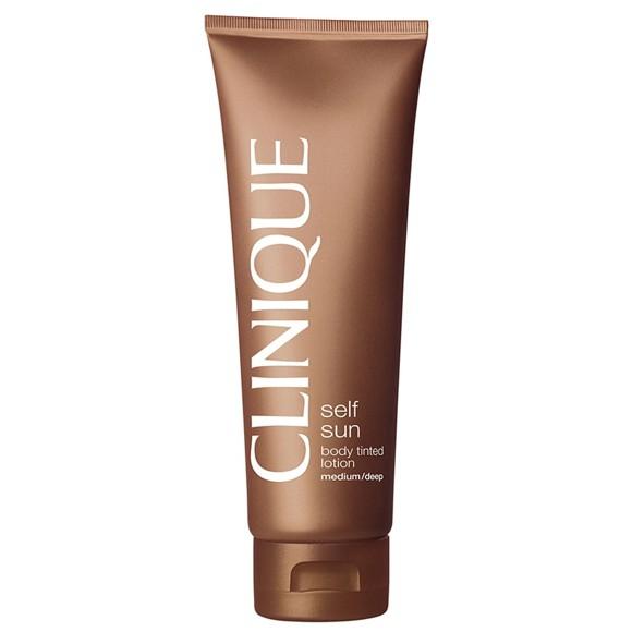 Clinique - Self Sun Body Tinted Lotion Light-Medium Selvbruner 125 ml