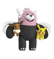 Pokémon - Feature Figure - 11cm - Bewear (96272)