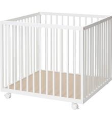 Baby Dan - Comfort MINI Kravlegård Hvid