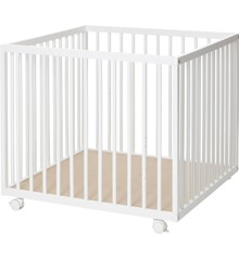 Baby Dan - Comfort MINI Playpen White