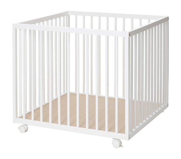 Baby Dan - Comfort MINI Playpen White