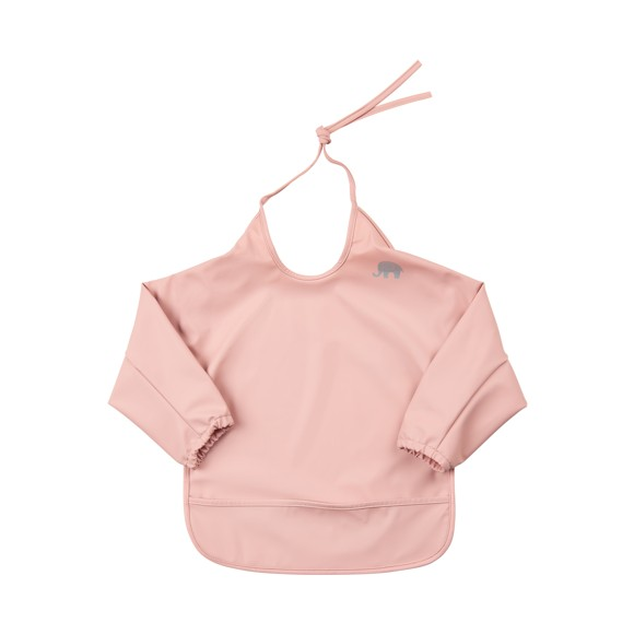 CeLaVi - Basic PU-Apron / Bib - Misty Rose