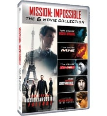 Mission impossible 1-6 collection