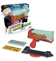 Hasbro Gaming - Monopoly - Cash Grab Boardgame (E3037189)