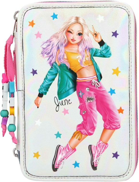 Top Model - Trippel Pencil Case - Dance (0410829)