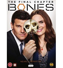 Bones: Season 12 - The Final Chapter (3-disc) - DVD