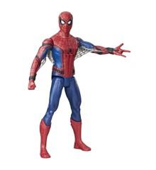 Spider-Man - Titan Hero Series 30 cm Electronisk Helt - Spider-Man