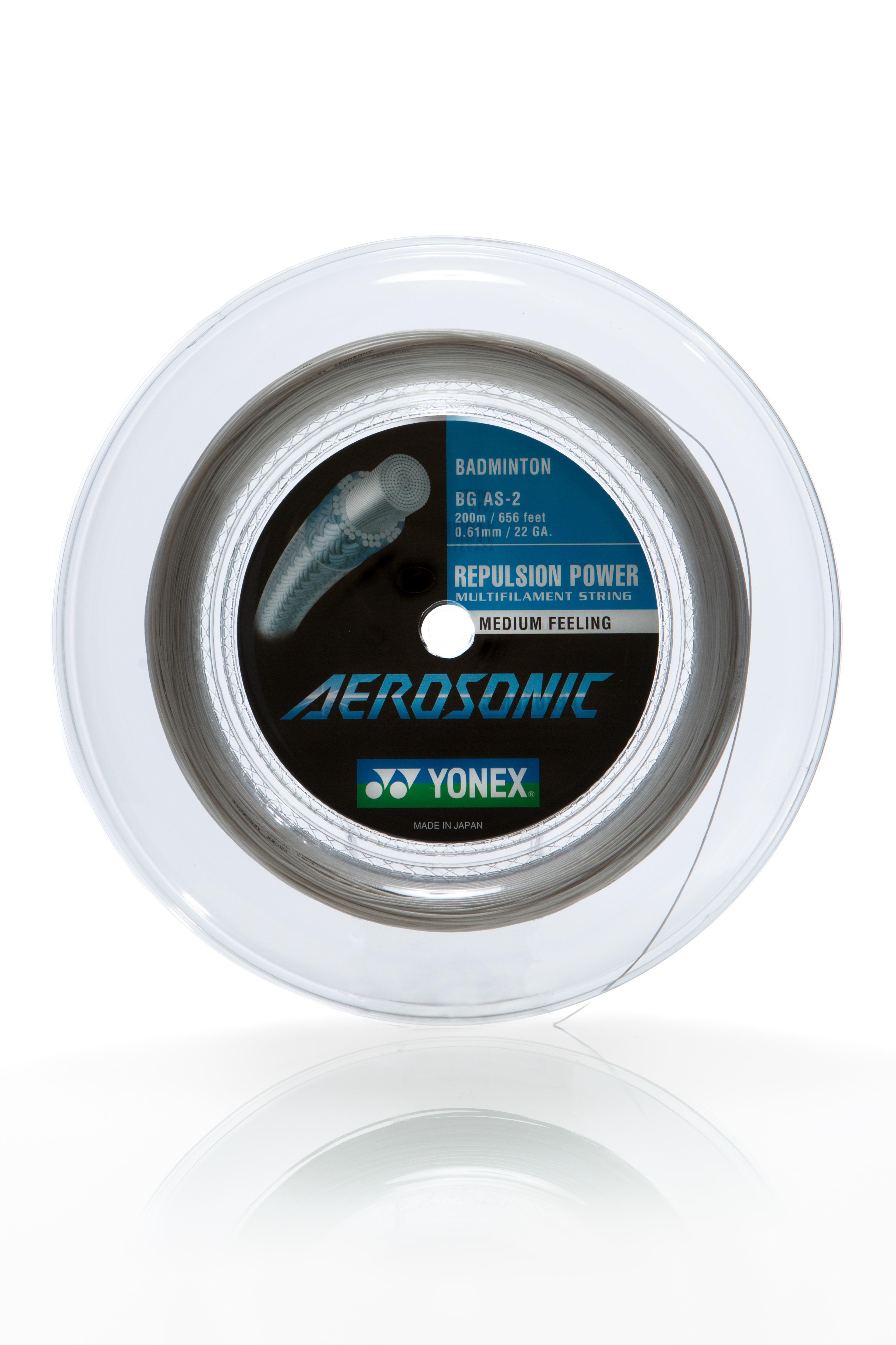 Yonex - BG AERO SONIC Badminton-Saiten