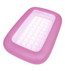 Bestway - Aquababes Pool 1.65m x 1.04m x 25cm - Pink (51115P)