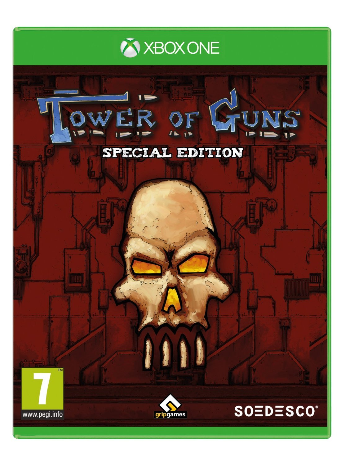 Tower of Guns - Limited Edition