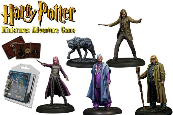 Harry Potter - Miniatures Adventure Game - Order of The Pheonix (HPMAG04)