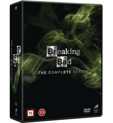 Breaking Bad: Complete Box - Season 1-5 (21 disc) - DVD