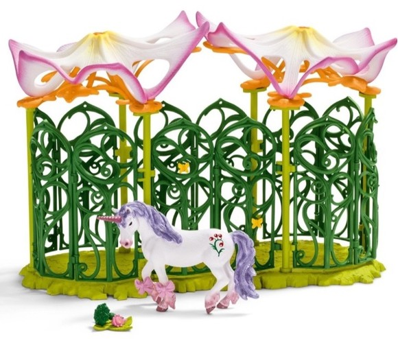 Schleich - Bayala - Stable for unicorn and Pegasus (42174)