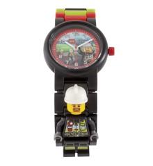 LEGO - Armbåndsur - City Brandmand