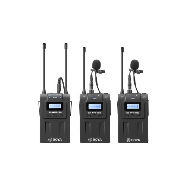 BOYA Microphone Pro-K2 Mygga x2 Wireless