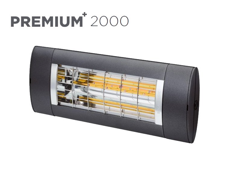 Solamagic - 2000 Premium+ - Antracite - 5 Years Warranty