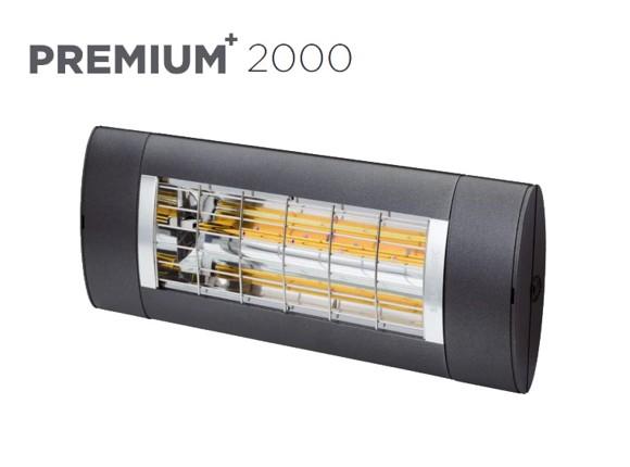 Solamagic - 2000 Premium+ - Antracite - 5 Years Warranty