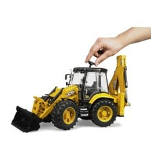Bruder - JCB 5CX Backhoe Loader (2454)