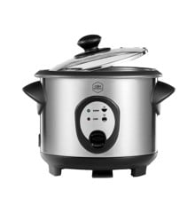 OBH Nordica – Inox Rice Cooker - Silver (6322)
