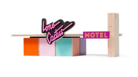 Candylab - Stac - Lone Cactus Motel