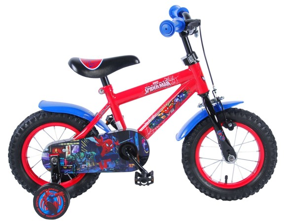 Volare - Spiderman 12 inch Bike (41254-CH)