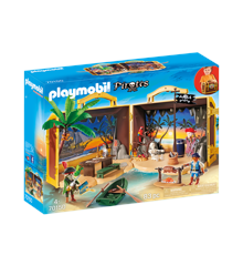 Playmobil - Take Along Pirate Island (70150)