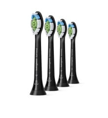 Philips - Sonicare Optimal White  Toothbrush Heads 4 Pack HX6064/11