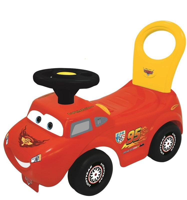Kiddieland - Cars McQueen Activity Ride One (401003)