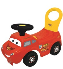 Kiddieland - Cars McQueen Activity Ride One (401003)