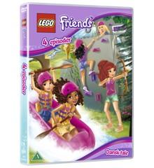 LEGO Friends - 4 episoder - DVD