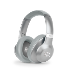 JBL - EVEREST ELITE 750NC Wireless Over-Ear NC headphones Silver