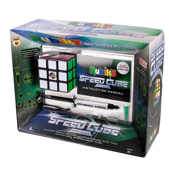 Rubiks Cube - Speed Cube Pro pack (77150)