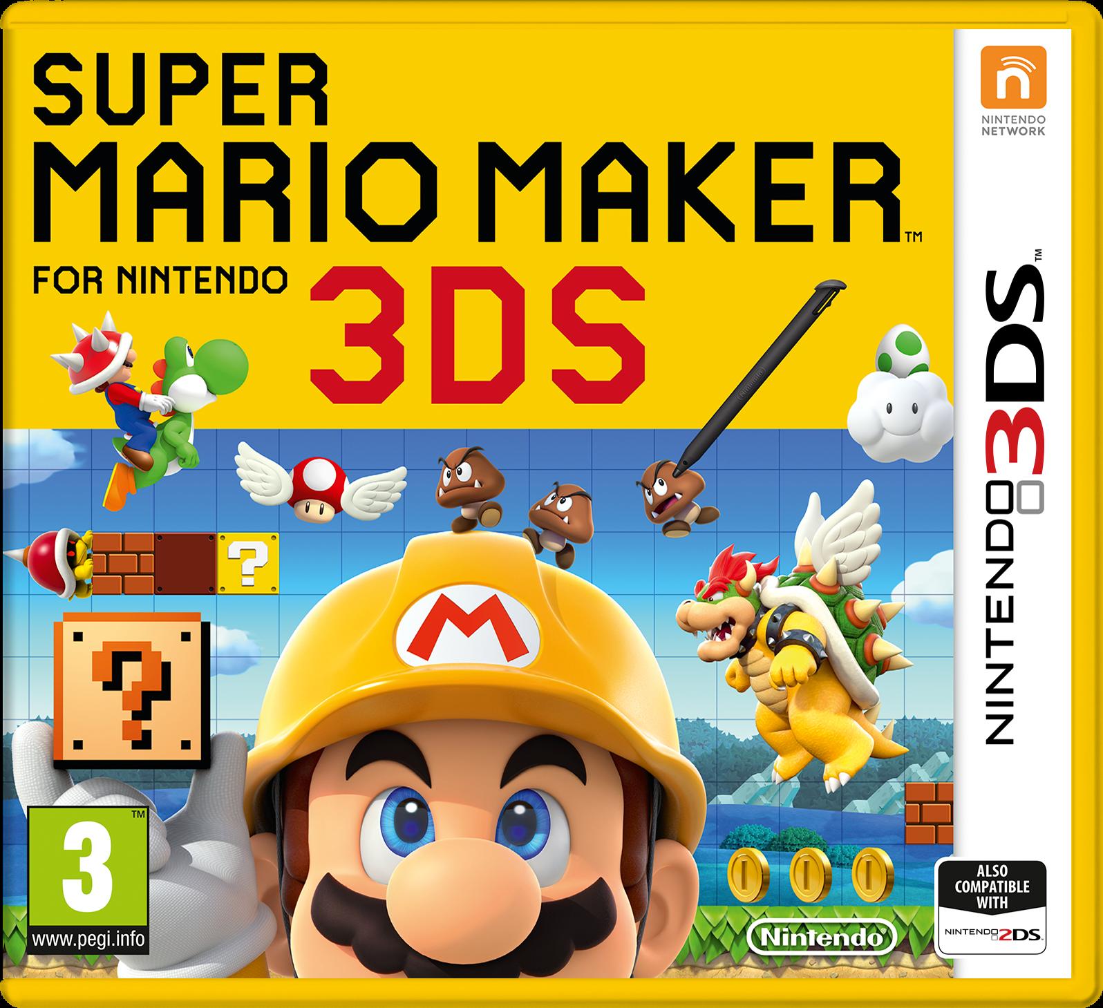 Super Mario Maker (Select)