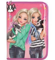 Top Model -  XXL Penalhus - Friends - Pink