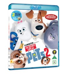 Secret Life Of Pets 2 - Blu ray