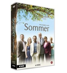 Sommer: Den komplette serie (6-disc) - DVD