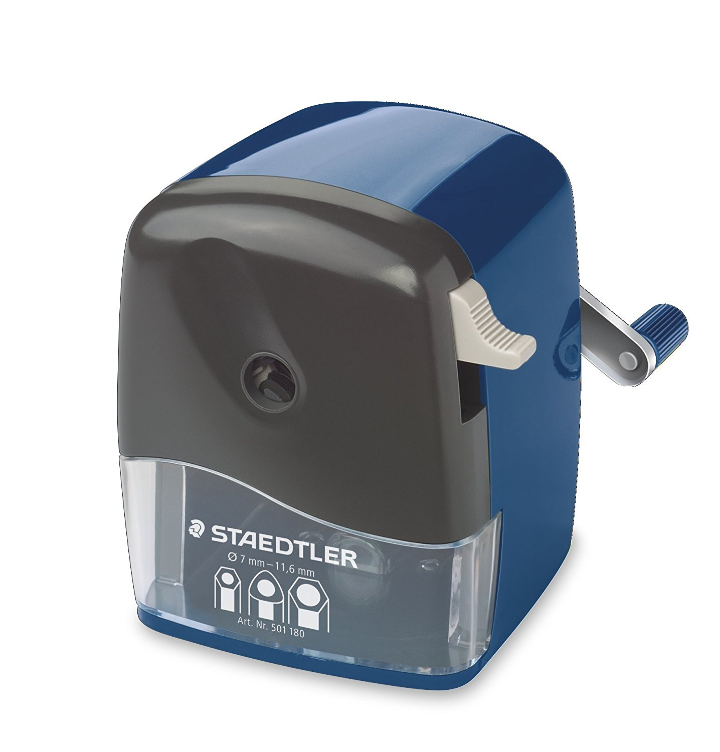 Staedtler - Mars Rotary Sharpener, Desk Clamp (501 180)