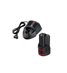 zzBosch - Battery 10.8V 2.0 Ah + Quick Charger Professional