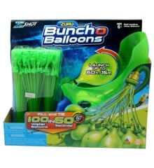 Bunch O Balloons - Balloons with Launcher - Green