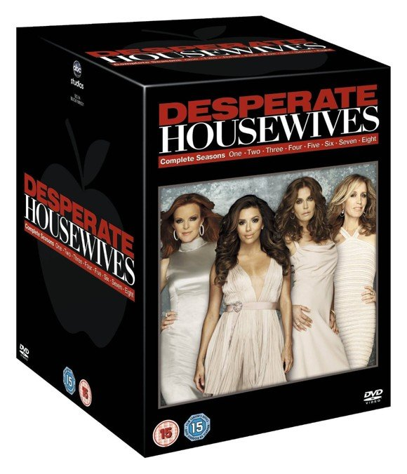 Desperate Housewives: The Complete Series - DVD