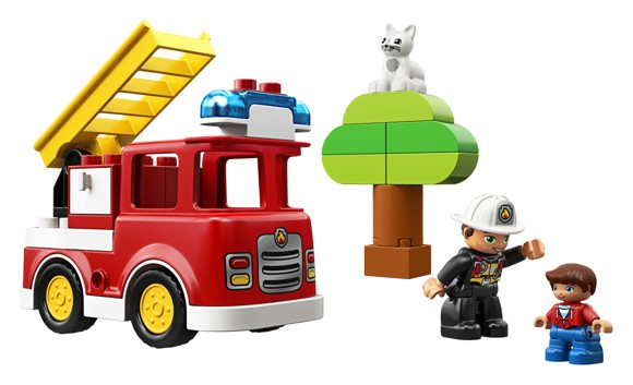 LEGO DUPLO - Fire Truck (10901)