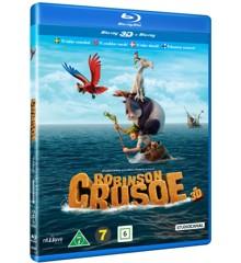 Robinson Crusoe (3D Blu-Ray)