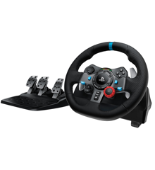Logitech G29 Driving Force PS3/PS4 ratti