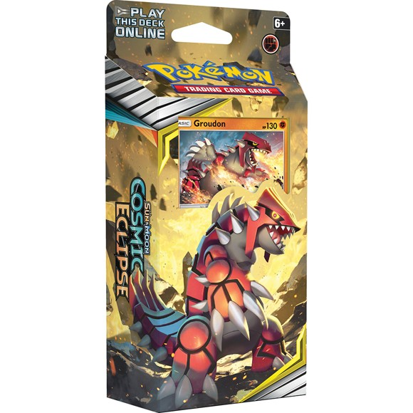Pokemon - Theme Deck Cosmic Eclipse - Towering Heights